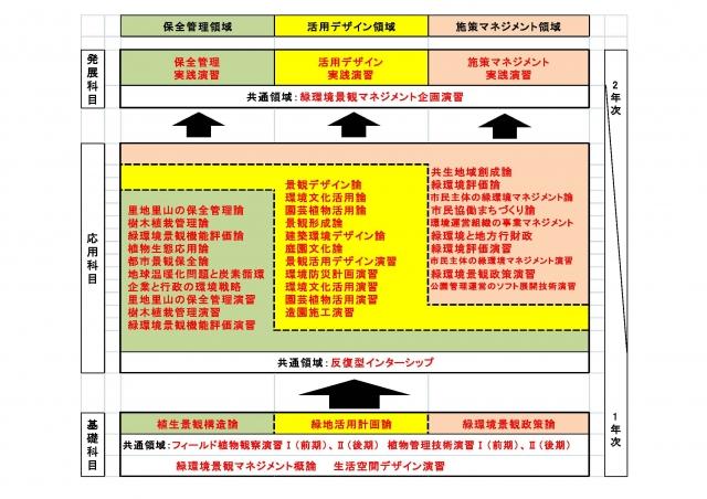 科目体系・カリキュラムの特徴1
