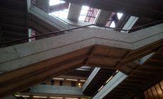 学部がある建物Gould Hall ここで勉強しています